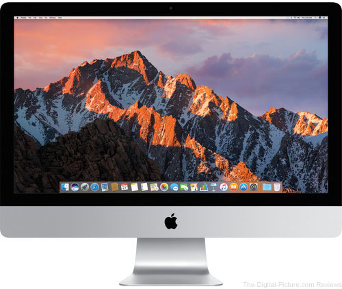 New Apple MacBooks and iMacs In Stock at B&H