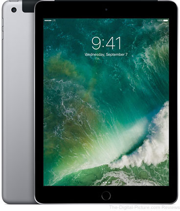 "New Apple 9.7"" iPads Available for Preorder from B&H"