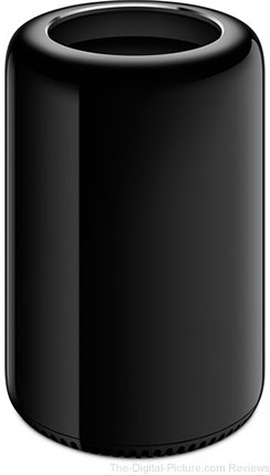 Apple Mac Pro Desktop Computer (Quad-Core, Late 2013) - $1,999.00 Shipped (Reg. $2,999.00)