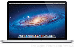 Most Apple MacBooks with Retina Displays Drop in Price at B&H
