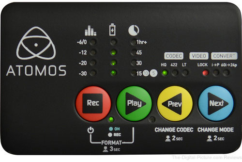Atomos Ninja Star Recorder with 64GB CFast Card - $175.00 Shipped (Reg. $475.00)