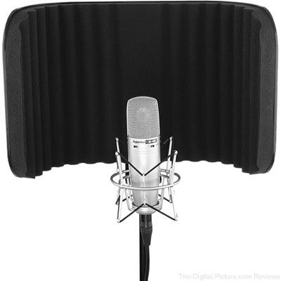 Auray RF-CPB-18 Reflection Filter (Plastic) - $39.99 Shipped (Reg. $79.99)
