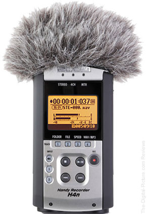 Auray Windbusters for Digital Recorders – $19.99 (Reg. $34.99)