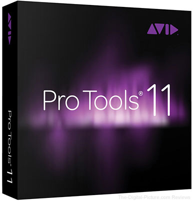 Avid Pro Tools 11 Audio/Music Software
