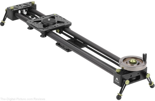 "Axler 30"" Pro Camera Slider with Flywheel - $449.99 Shipped (Reg. $599.99)"