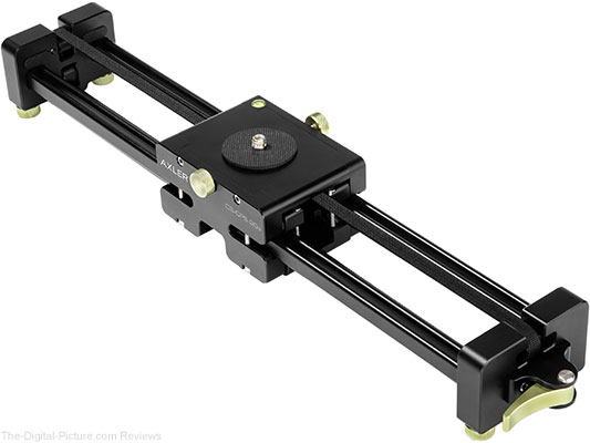 "Axler Caterpillar 20"" Extending Camera Slider - $299.00 Shipped (Reg. $399.00)"