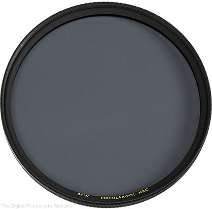 B+W 77mm Circular Polarizer Multi Coated Glass Filter - $64.95 Shipped (Reg. $79.95)