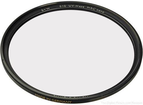 B+W 82mm XS-Pro UV Haze MRC-Nano filter
