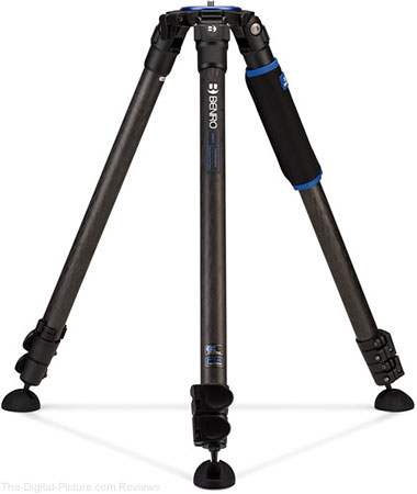Benro COM37C Combination Series 3 Carbon Fiber Tripod - $299.95 Shipped (Reg. $419.95)