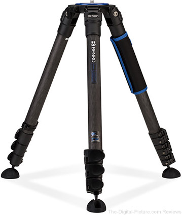 Benro COM48CL Combination Series 4 Carbon Fiber Tripod - $320.00 Shipped (Reg. $500.00)