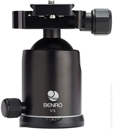 Benro Double Action V3 Ball Head - $112.00 Shipped (Reg.  $242.00)