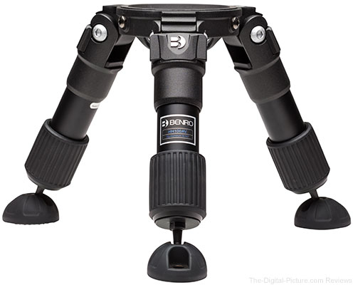 Benro to Unveil 75mm and 100mm Hi-Hat Tripods at NAB 2016