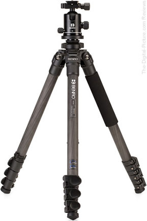 Benro TAD38CB3 Series 3 Adventure Carbon Fiber Tripod with B3 Ball Head - $320.00 Shipped (Reg. $440.00)