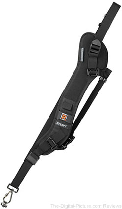 Still Live: BlackRapid RS-Sport Extreme Sport Strap - $59.95 Shipped (Reg. $73.95)