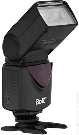 Bolt VD-410 Manual Flash - $29.95 Shipped (Reg. $49.95)