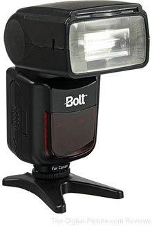 Bolt VX-760C Wireless TTL Flash