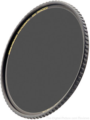 Breakthrough Photography 77mm X3 10-Stop ND Filter In Stock at B&H