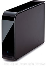Buffalo 2TB DriveStation Axis USB 3.0 External Hard Drive