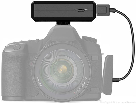 CamFi CF101 Wireless Remote Camera Controller - $99.00 Shipped (Reg. $129.99)