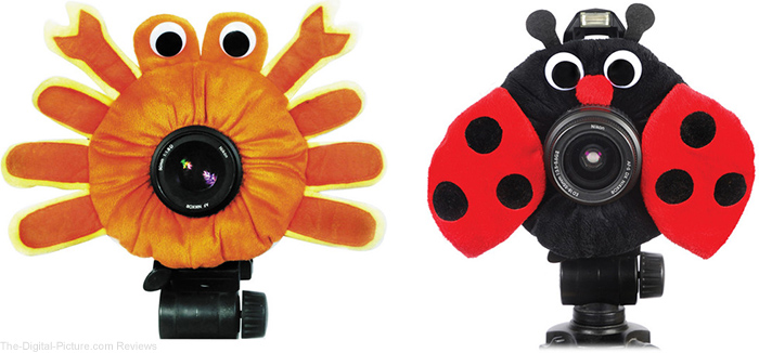 Captivating Crab & Look-at-Me Ladybug - $11.99 Each (Reg. $19.99 Each)