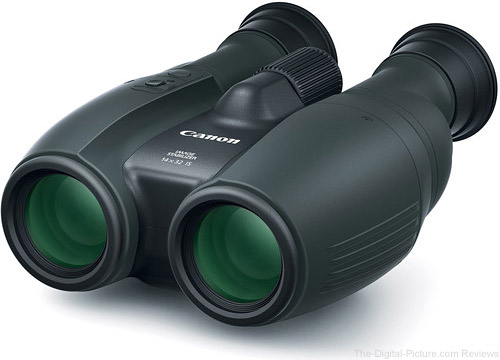 Canon Unveils New Binoculars Featuring Enhanced Image Stabilization Technologies