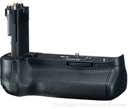 Canon BG-E11 Battery Grip for EOS 5D Mark III - $249.00 (Compare at $275.00)