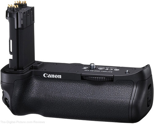 Canon BG-E20 Battery Grip for EOS 5D Mark IV In Stock at B&H