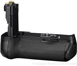 Canon BG-E9 Battery Grip for EOS 60D - $129.00 Shipped (Compare at $139.00)