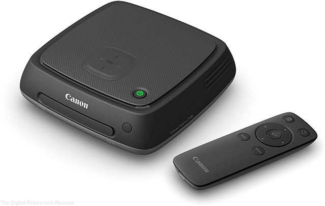 Canon UK Announces Upcoming Connect Station CS100 Firmware Update & Smartphone App