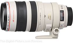 Refurbished Canon EF 100-400mm f/4.5-5.6L IS USM Lens - $1,155.32 (Compare at $1,499.00 New)