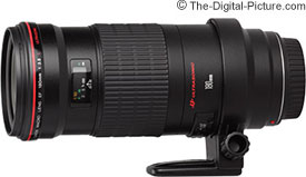 Refurbished Canon EF 180mm f/3.5 Macro USM Lens - $1,073.72 (Compare at $1,429.00)