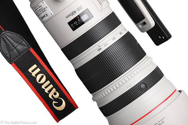 Canon EF 200-400mm 1.4x IS Lens