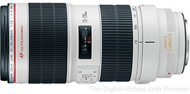 Canon Mail-In Lens Rebates Ending March 29