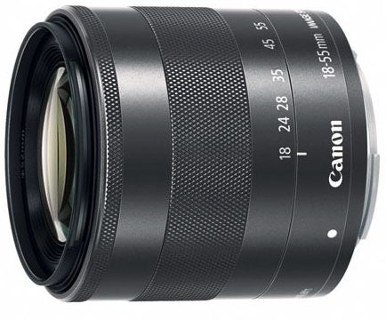 Canon EF-M 18-55mm f/3.5-5.6 IS STM (White Box) - $49.00 (Compare at $139.95)