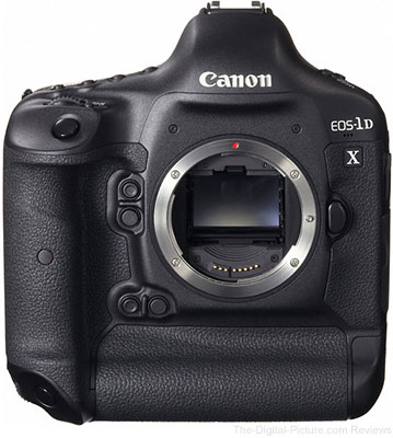 Canon EOS 1D X DSLR Camera