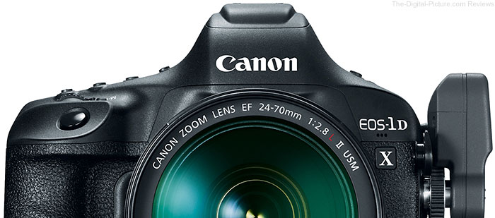 CPN Offers EOS-1D X Mark II Tips