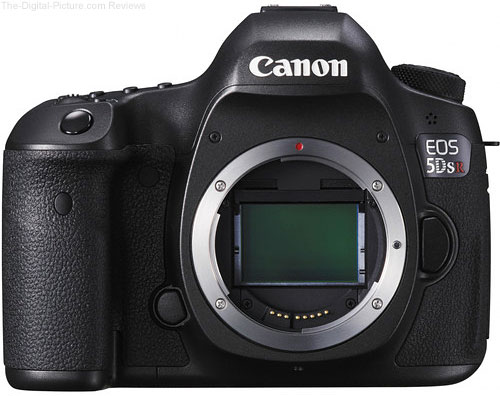 Canon EOS 5Ds - $2,649.00 / EOS 5Ds R - $2,999.00 Shipped (Compare at $3,399.00 / $3,599.00)