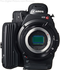 Canon EOS C500 Cinema Camera