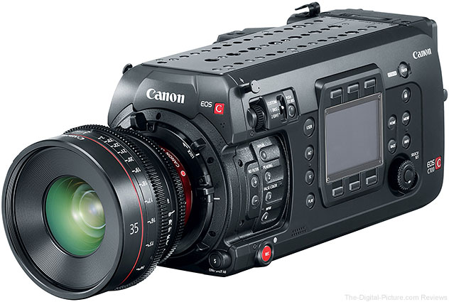 Canon U.S.A., Inc. Introduces New Flagship EOS C700 Cinema Camera
