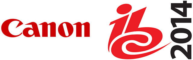 Canon to Attend IBC 2014