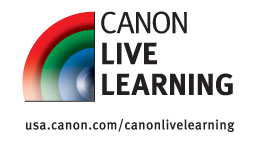 Canon Live Learning Logo