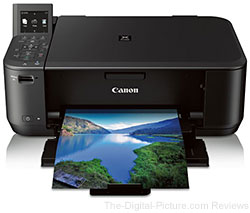 Canon PIXMA MG4220 Wireless All-In-One Photo Printer