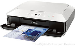 Canon PIXMA MG6320 White Wireless All-In-One Inkjet Printer