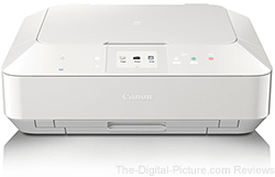 Canon PIXMA MG6320 Wireless Printer (White)