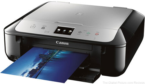 Canon PIXMA MG6821 Wireless Photo All-in-One Inkjet Printer - $34.99 Shipped (Reg. $69.99)