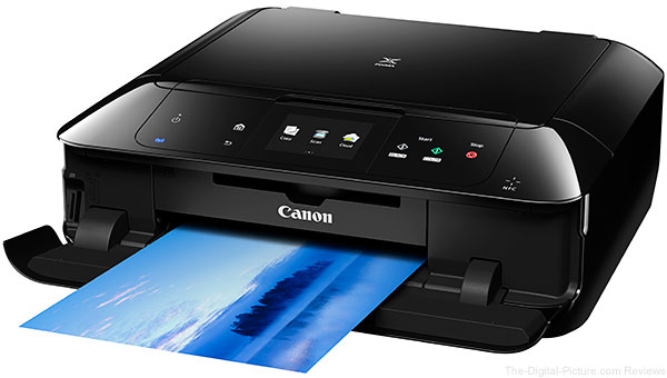 Canon UK Announces PIXMA Printers and CanoScan Scanners with NFC connectivity