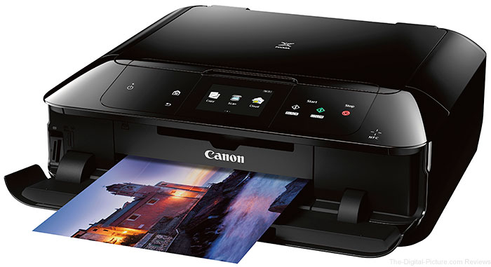 Canon PIXMA MG7720 Wirelesss Inkjet All-in-One Printer