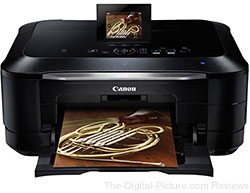 Canon PIXMA MG8220 Wireless All-In-One Color Inkjet Printer - $124.99 Shipped (Compare at $167.98)