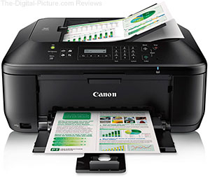 Canon PIXMA MX452 Printer - $69.99 with Free Shipping & Movie Tickets (Compare at $78.98)