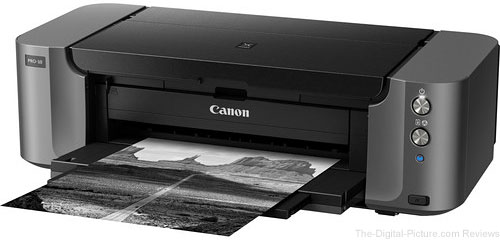Canon PIXMA PRO-10 Wireless Professional Inkjet Photo Printer - $249.99 Shipped AR (Reg. $699.99)